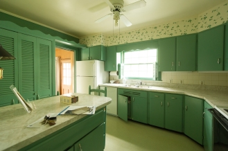 Painted Cabinet Kitchen